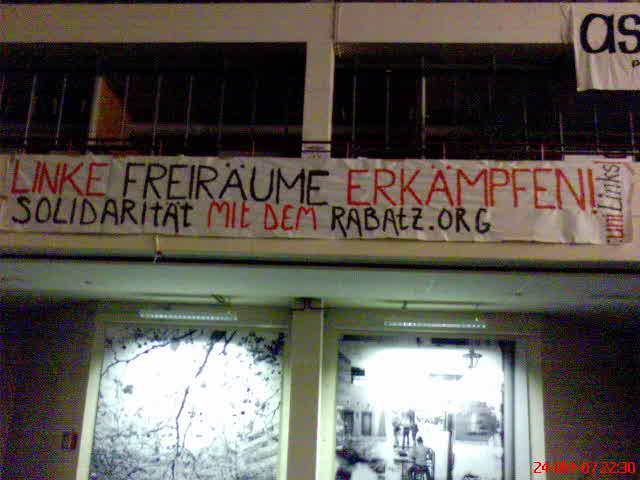 Transpi_2007_Solidarität_mit_dem_Rabatz_in_Paderborn