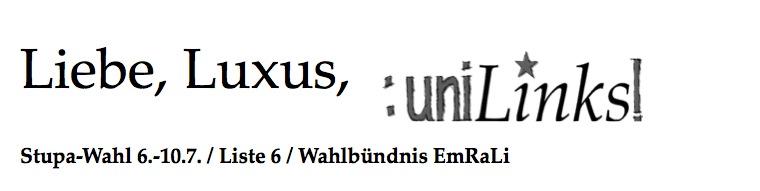 LiebeLuxusUnilinks